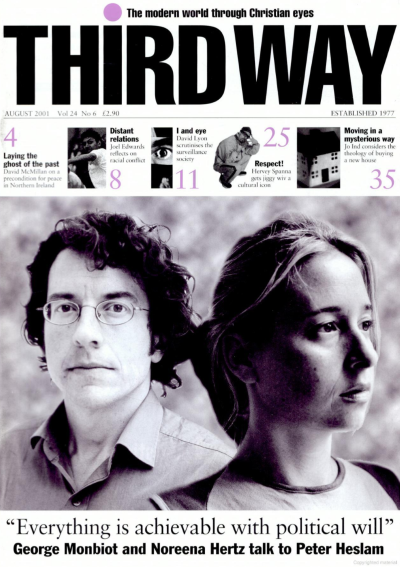 Third Way (Aug 2001) from W4L