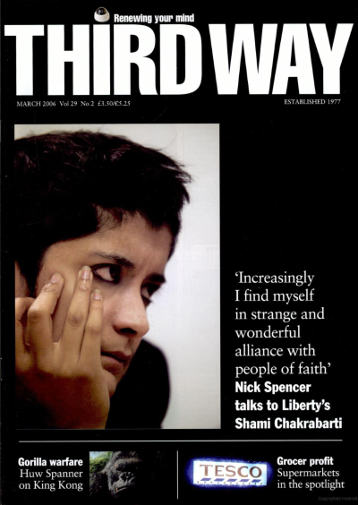 Third Way (March 2006) from W4L